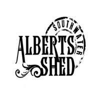 Alberts shed logo