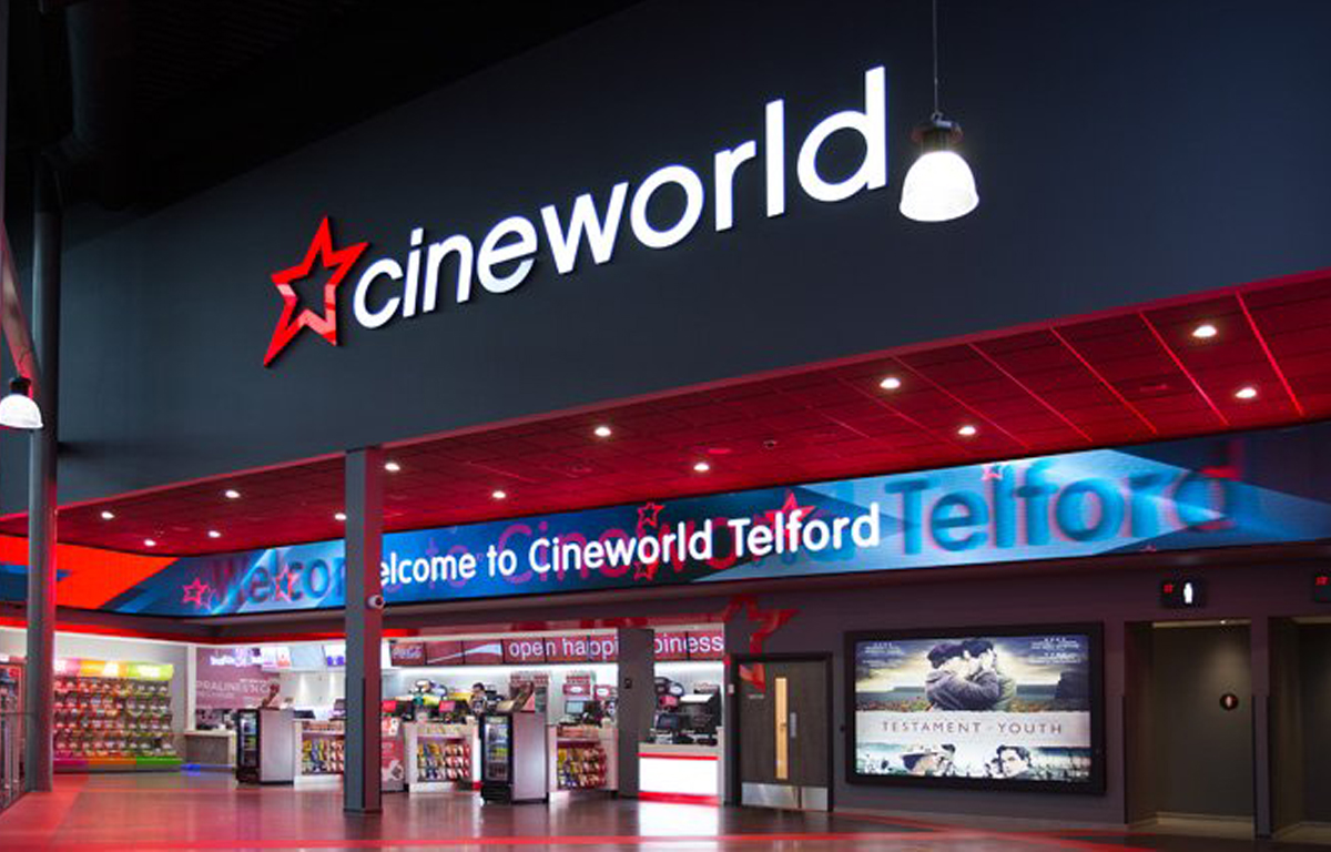 Picture of Cineworld at Telford