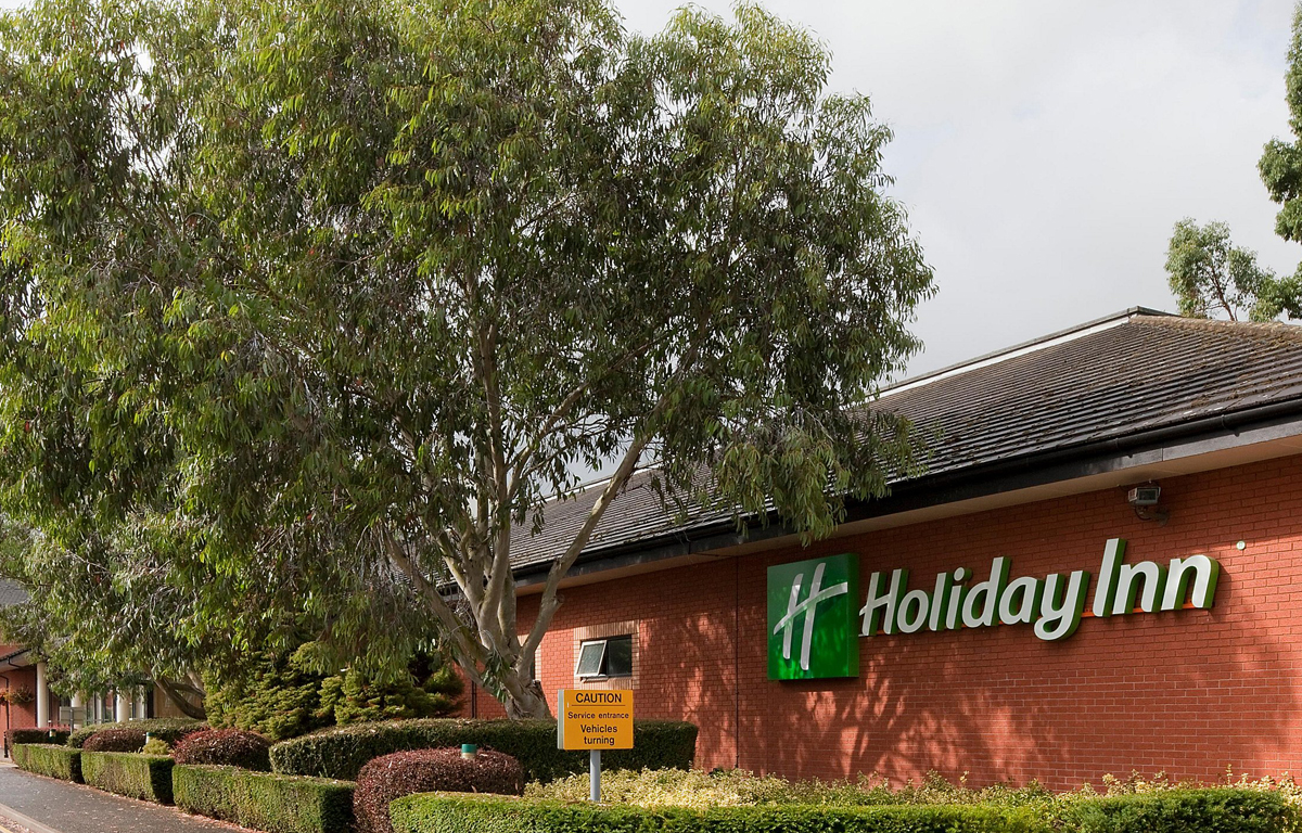 Picture of the holiday inn telford